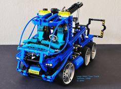 Lego Technic 8462 Tow Truck