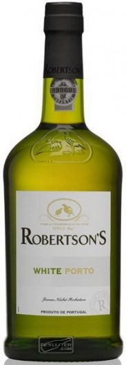 ROBERTSON'S WHITE PORT  19.5% 75 cl www.wijn-sterkedranken.be