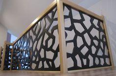Balustrada konglomerat LVL - Stairs Q