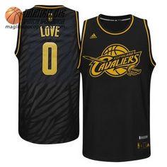 Canotte Nba Metalli Preziosi Moda Swingman Love  0 Nero Cleveland Cavaliers  €22.9 Durant Nba 9c116d893a76