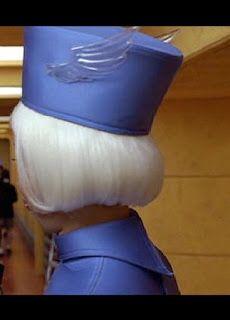 fifth element flight attendant hat
