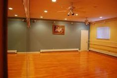 Who doesn't want a dance studio in their house?!