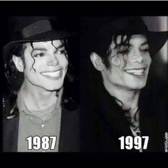 To me, he was beautiful through every decade of his life.  <3