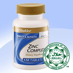 Anma's healthcare: Zink Complex Shaklee