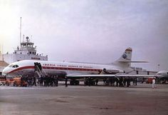 Iberia Sud Aviation SE-120 Caravelle