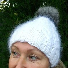 """Women's flocart hat Women's hat """"flocart"""" is perfect for your look and will be a great addition to your wardrobe. Stylish, very light and warm hat. Stylish Hats, Hats For Women, Handicraft, Mittens, Showroom, Knitted Hats, Knitwear, Atlanta, Winter Hats"""