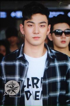 Baekho NU'EST 2016/05/13  International Airport in Jeju