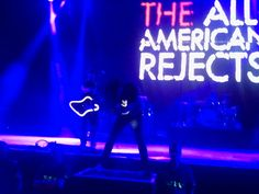 The All American Rejects, LG Arena Birmingham