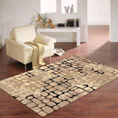 Ruby Garnet Beige Rug This affordable collection, with its in-demand colours, textures and highly ve Contemporary, Rugs In Living Room, Beige Rug, Rugs, Rugs Online, Rugs On Carpet, Contemporary Rug, Home Decor, Contemporary Rugs