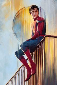 Even Spiderman ~Book 1~