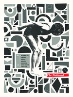 GigPosters.com - National - Local Natives - Wye Oak #Illustrations-Posters