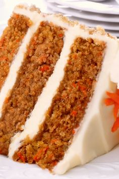 Carrot Cake ~ Best Ever Bakery-Style ~ Our Classic Carrot Cake made bakery-style is moist and tender as well as spiced and sweetened just right. In addition, this scrumptious cake is made of the finest all-natural, pure and organic ingredients you can find. The buttercream, our popular recipe for Best Ever Cream Cheese Buttercream, and the finely chopped walnut coating, takes Classic Carrot Cake to a whole new level—making it an exceedingly exceptional cake that everyone will love. Guest…