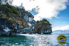 Capillas de Mármol, Puerto Rio Tranquilo, Región de Aysén