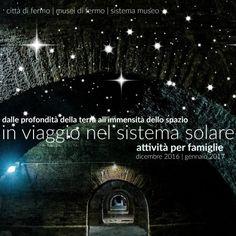 Musei di Fermo: In viaggio nel sistema solare