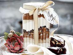 Brownie Mix in a Jar by @Shiyam Mohideen Mohideen Sundar