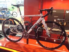 2013 BMC Gran Fondo alloy disc brake road bike and gravel racer