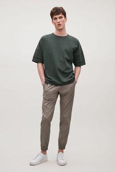 COS   Relaxed drop-shoulder t-shirt