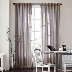 cortinas tocando el suelo ablusonadas - Buscar con Google