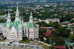 IGLESIA NI CRISTO CENTRAL TEMPLE quezon city philippines