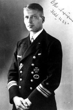 """Kapitänleutnant Otto Schuhart (1909-1990), Kommandant Unterseeboote """"U 29"""", Ritterkreuz 16.05.1940"""