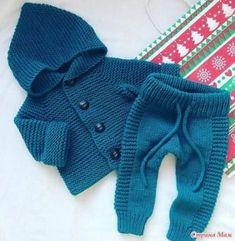 Knitting baby pants boys Best ideas – The Best Ideas Baby Pants Pattern, Crochet Baby Pants, Knitted Baby Clothes, Crochet Jacket, Baby Knits, Knit Pants, Jacket Pattern, Knitting For Kids, Baby Knitting Patterns