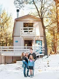 """Our stuff was taking over our lives."" -- read about why the Prince family chose to move into a tiny house"