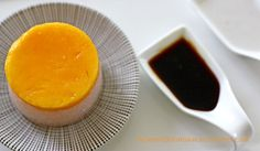 Sago Pudding with Palm Sugar and Mango (Sago Gula Melaka) Recipe