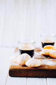 vanilla bean madeleines