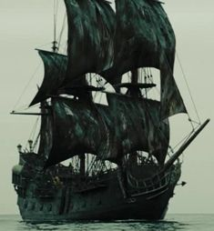 The Black Pearl was an infamous pirate ship, originally a merchant vessel named Wicked Wench. With sails as dark as a moonless night, and a hull painted to match, this legendary ship of the seven seas was every inch a pirate vessel. Built for action, this ghost ship could outsail any other sailing vessels. The Black Pearl was most notably captained by Jack Sparrow and Hector Barbossa. Command was first given to Jack Sparrow who fulfilled many contracts for the East India Trading Company…