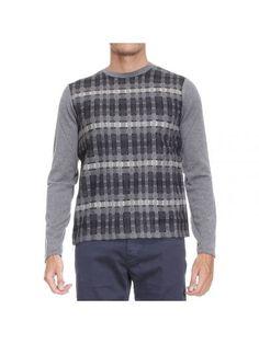 EMPORIO ARMANI Sweater Sweater Man Emporio Armani. #emporioarmani #cloth #sweaters