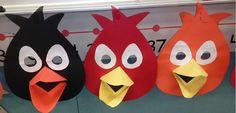 Chicken masks for our Chicken Dance! Kindergarten Art Activities, Farm Unit, Masks, The Unit, Dance, Chicken, Dancing, Cubs, Face Masks