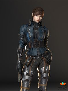 This HD wallpaper is about female videogame character digital wallpaper, CrossFire, PC gaming, Original wallpaper dimensions is file size is Female Character Concept, Game Character, Zbrush, Science Fiction, Chica Fantasy, Samurai, Art Manga, Star Wars Rpg, Crossfire
