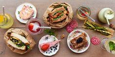 Brunch Rotterdam! 13x de beste plekken om te ontbijten en lunchen | Sands, Cakes & Bubbles | ELLE Eten