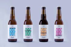 El Barcelona Beer Festival ha realizado en colaboración con 4 cervecerías nacionales un pack de edición limitada de 1.000 unidades que contiene 4 cervezas...