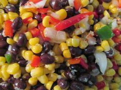 Mystery Lovers' Kitchen, black bean salad recipe from #DAR Daughter of the American Revolution, author @Sheila Connolly