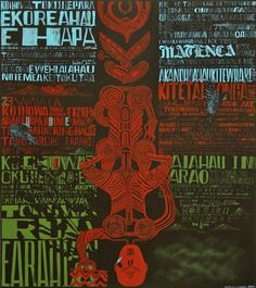 Shane_Cotton_TV_2007 Shane Cotton Example Of News, Calligraphy Types, New Zealand Art, Nz Art, Maori Art, Kiwiana, Artist Painting, Love Art, Contemporary Artists
