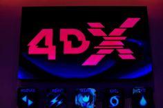 Számos effekt várja a nézőket a 4DX moziban. (Cinema City 4DX - 2015) Fotó: Vajda Anita - Hír7