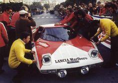 Sandro Munari - Mario Mannucci 16th Rallye Sanremo 1974 (Lancia Stratos)