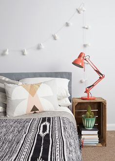 Stylish alternatives to the traditional bedside table