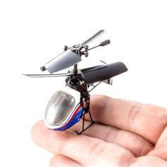 Nano Falcon World's Smallest RC Helicopter