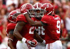 SEC preview: Best teams going on road as favorites -slide1