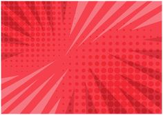 Abstract bright red striped retro comic background with halftone corners and scratches. Cartoon pink wallpaper with stripes and half tone pattern for comics book, advertising design, poster, print Comic Book Background, Pop Art Background, 4k Wallpaper Iphone, Wallpaper Quotes, Creative Advertising, Advertising Design, Trendy Wallpaper, Pink Wallpaper, Tumblr Backgrounds