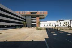 Lion Match Office Park / Dean Jay Architects