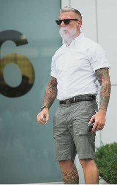 Fabulous Old Man Fashion Looks (13)