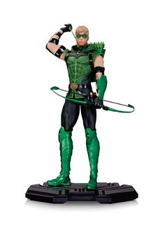 Green Arrow - DC Comics Icons Statue