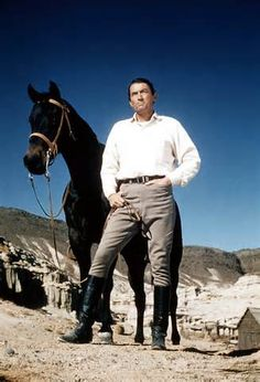 Westerns THE BIG COUNTRY (1958) ~ One of my husband's favorite westerns.  Gregory Peck plays a retired sea captain, taking on the 'big country' of Texas.   Also starring, Burl Ives, Jean Simmons, Charleton Heston, Carrol lBaker, Charles Bickford and Chuck Connors.