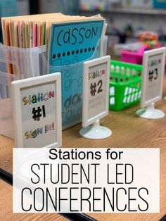 Ready for student led conferences?  Here are 4 quick tips to get you and your students prepped and ready for conference day!