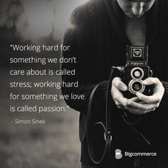 Inspirational Quotes about Work : QUOTATION – Image : As the quote says – Description Simon Sinek Work Quotes, Great Quotes, Quotes To Live By, Me Quotes, Motivational Quotes, Inspirational Quotes, Passion Quotes, Quirky Quotes, Quotes Motivation