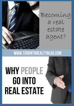 So You Want To Go Into Real Estate? Curriculum, Property For Sale, Toronto, Investing, To Go, Real Estate, Sign, This Or That Questions, People