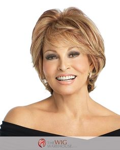 Applause 100 Percent Hand Tied Monofilament Lace Front Wig By Raquel Welch